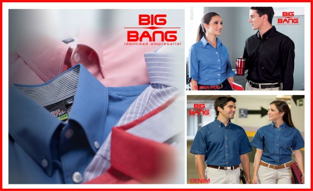 camisas big bang monterrey
